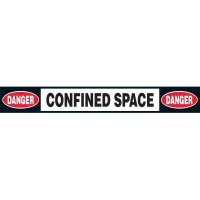 Anti-Slip Confined Space Floor Labels