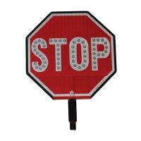 LED High Intensity Stop Sign Paddles