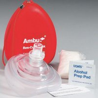 Ambu® Res-Cue CPR Mask Kit First Aid Only M573-AMBU