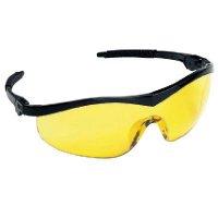 Crews® Storm™Safety Glasses- Amber Lens