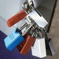 American Lock® Aluminum Padlock 6 Colors - Custom