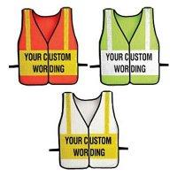 Custom Reflective Vest