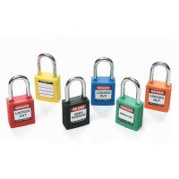 Custom High Performance Safety Padlocks