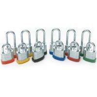 Custom High Performance Steel Padlocks