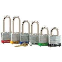 Custom Master Lock Steel Padlocks