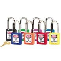 Custom Master Lock® Thermoplastic Padlocks