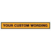 Custom Protective Wear Floor Marking Strips