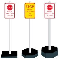 Custom PVC Sign System