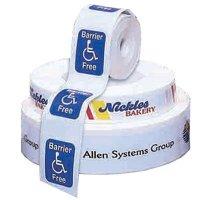 Custom Roll-Form Labels