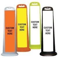 Custom Trailblazer Safety Cones