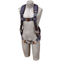 ExoFit™ XP Vest Style Harnesses with Single D-Ring  1110102