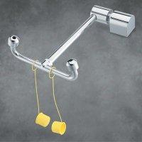 Deck-Mounted Swingdown Eyewash  S19-270HD