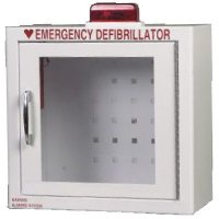 Defibrillator AED Cabinet With Alarm And Strobe