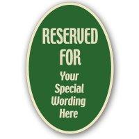Reserved Semi-Custom Designer Signs
