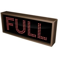 Direct Full View LED Sign
