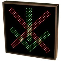Bold Direct View LED Sign - X - Down Arrow