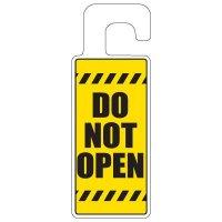 Door Knob Hangers - Do Not Open