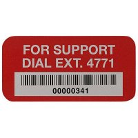 PolyGuard™ Help Desk Tags