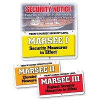 E-Z Flip MARSEC Signs
