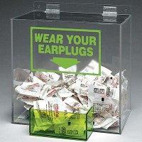 Deluxe Earplug Dispenser