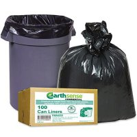 EarthSense Commercial Can Liners