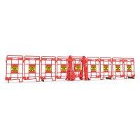 EasyProtect™ Folding Barricade - Caution Floor Slippery