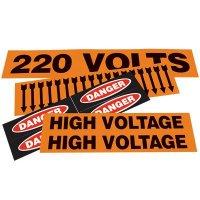 Electrical Marker Labels