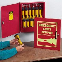 Emergency Flashlight Center