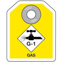 Gas Energy Source ID Tag