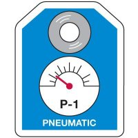 Pneumatic Energy Source ID Tag