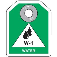 Water Energy Source ID Tag