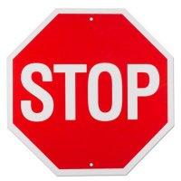 STOP - MUTCD USDOT R1-1 Compliant Traffic Signs