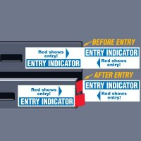 Entry Indicator Labels