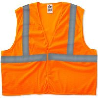 Ergodyne® GloWear® ANSI Class 2 Super Econo Mesh Vest  20965E