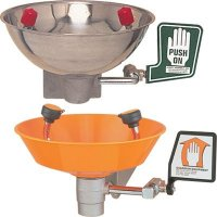 Wall-Mounted Eyewash Faucet  G1814P