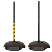 EZ-Roll Sign Stanchion