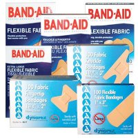 Fabric Bandages