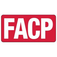 FACP (Fire Alarm Control Panel) Sign