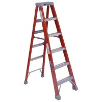 Fiberglass Step Ladders
