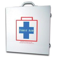 Fieldtex Empty Metal First Aid Cabinet