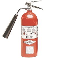 Fire Extinguishers - CO2