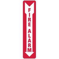 Slim-Line Fire Alarm Sign