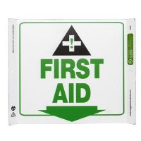 First Aid Corner Sign