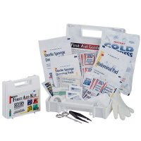 10 Person First Aid Kit First Aid Only 222-U