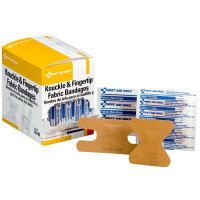 First Aid Only® Knuckle Fabric Bandages - First Aid Only G140