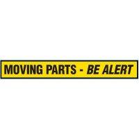 Be Alert Floor Marking Strips
