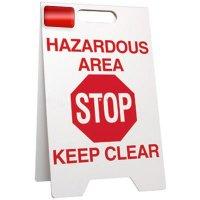 Hazardous Area Floor Stand