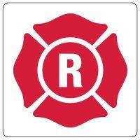 Roof Truss Identification Sign: R