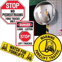 Forklift Safety Kit - Pedestrian