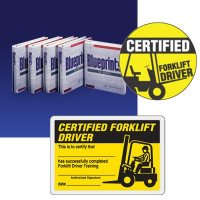 Forklift Training Kit